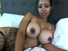 great fucking with monster boobs latin babe by troc
