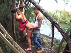 Brazilian Extreme Anal Last Night, Kaylee Banks Went To A