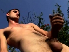 Boner Pissing For Men Gay Xxx Pissing In The Wild With