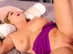 Dirty Blonde Mature Gets Nailed Hard
