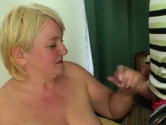 Naked Mother-in-law Is Doggy-fucked