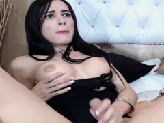 Beautiful Shemale With A Hot Flawless Dick And Balls