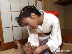 japanese-geisha-rubbing-cock