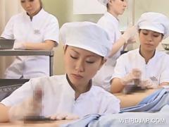 japanese-nurse-working-hairy-penis