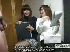 subtitled-weird-japanese-cfnm-erection-art-class-sketch