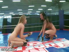 nude fight club presents candy need vs. destiny