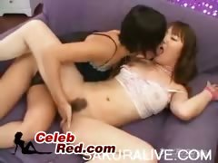 myu-arisa-kumada-japanese-lesbian-strap-on-myu