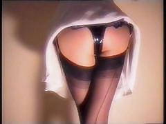 latex-corset-and-miniskirt