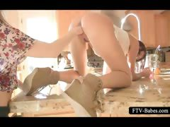 lesbian-nasty-teen-gets-cunt-fist-fucked-on-the-table