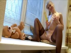 ultra-fetching-lingerie-and-huge-dildo