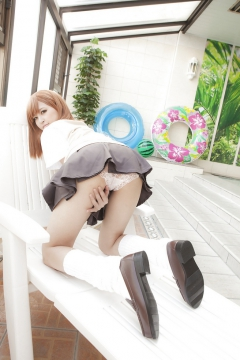Sexy Misaka Mikoto Cosplay - N