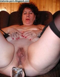 Porno oma anal