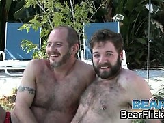 Gay Bear Love With Bjorn Larsson And Lee Part1