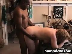 Interracial Cuckold Fuck Session