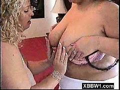 Cock Hungry Horny Bbw Squeezed And Pounded