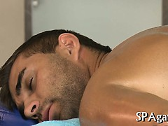 Adorable Anal Massage