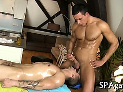 Sexy Massage For Gay Man
