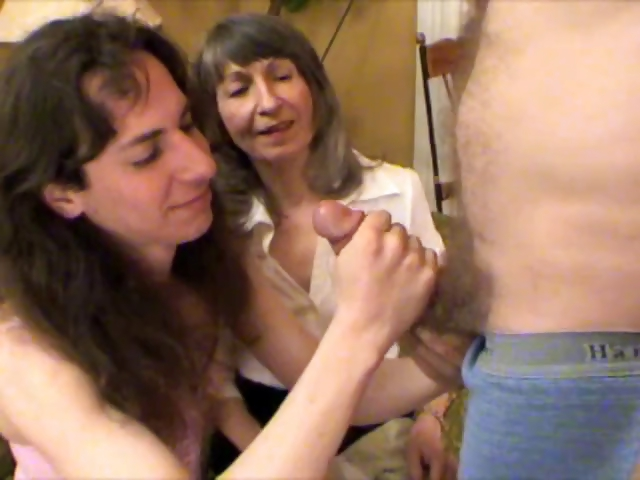 think, that femdom handjob to bound cock talk. Yes, really