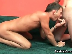 This Large Guy With Big Cock Doesn't Care About Boyfriend's