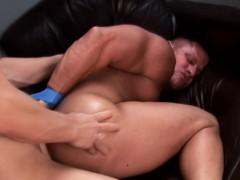 Ripped Stud Slamming Hunky Gay Ass
