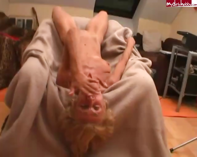 Skinny Blonde Small Tits Hairy