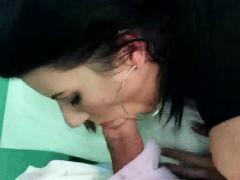 brunette-patient-sucks-cock-and-gets-fucked-hard