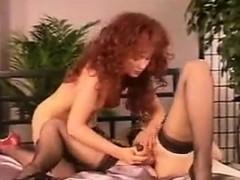 Vintage Lesbians Having Fun