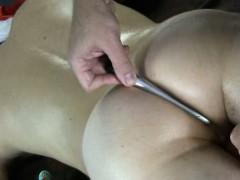 Straight Masseurs Ass Fingered Hard
