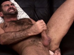 Hairy gay solo videos