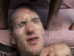 Final Cum Blast To The Face Showering Lover's