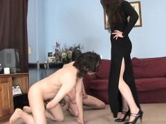 Busty Slut Pussy Orgasm