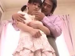Adorable Sexy Japanese Babe Having Sex