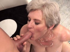 70plus Granny Dicked By Young Guy