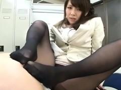 hxak-010-super-nice-legs-pantyhose-queen-misa-yuki