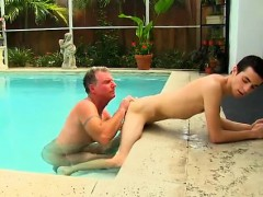 Gay Guys Brett Anderson Is One Fortunate Daddy, He's Met Up