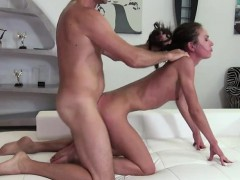 Petite Nataly Gets A Hardcore Anal Sex