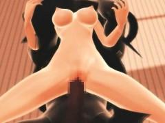 Hentai Karate Girl Fucking Monsters Giant Penis