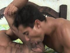 Hardcore Bareback Sex Of Latino Cock Stars