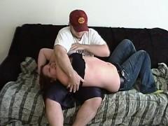 Bbw Girl Gets Tickled