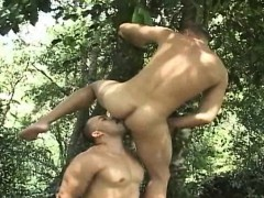 Latino Barebacking Have a Hardcore Gay Sex