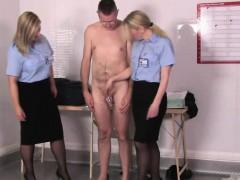 uniformed-femdoms-mistreat-boot-fetish-sub