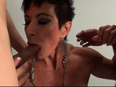 muscle-female-sucking-two-cocks-with-passion