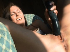 Two Lesbian Women Undress And Start Caressing Each Other