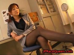 Sweet Hiromi Aoyama Gets Pussy Licked Part3