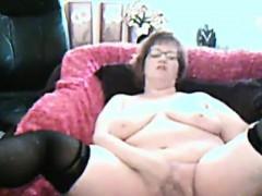 horny-grandmother-masturbates