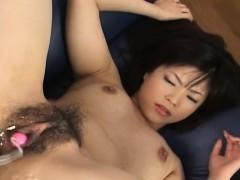 Kurumi Katase Has Hairy Crack Aroused And Fucked With