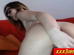 mature-nerd-fucking-her-asshole-with-vibrator