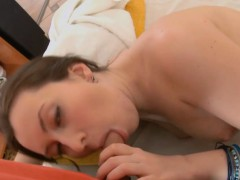 Agile Masseur Seduces Whore To Bang Her Wet Pussy
