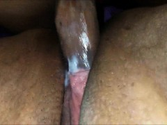 Fat Pussy Being Fucked Hard Closeup