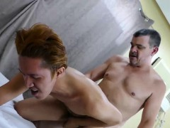 Asian Twink Prinz Has Wanted To Get Fucked By Daddys Cock